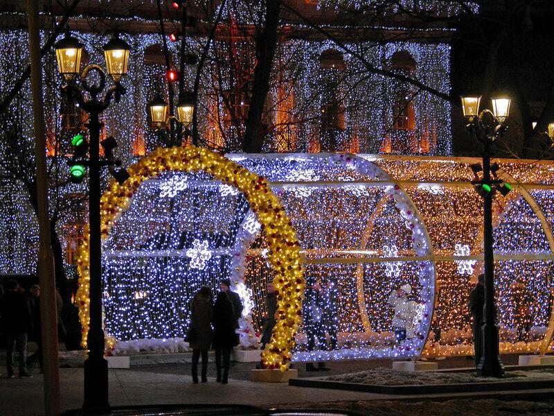 как украсили москву новогоднему празднику фото найти человека