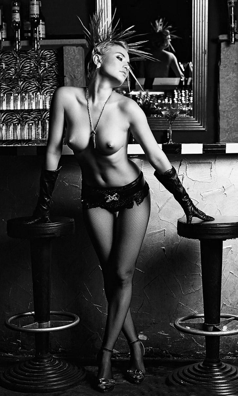 Lia Sternberg nude by Martin Wieland - Hairspray