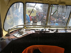 РВЗ-6 - кабина