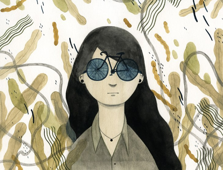 The adventurous illustrations of Maggie Chiang