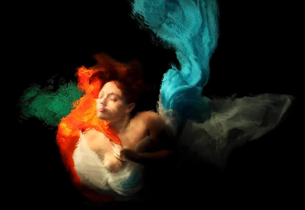 Christy Lee Rogers expoe suas obras pela primeira vez no Brasil