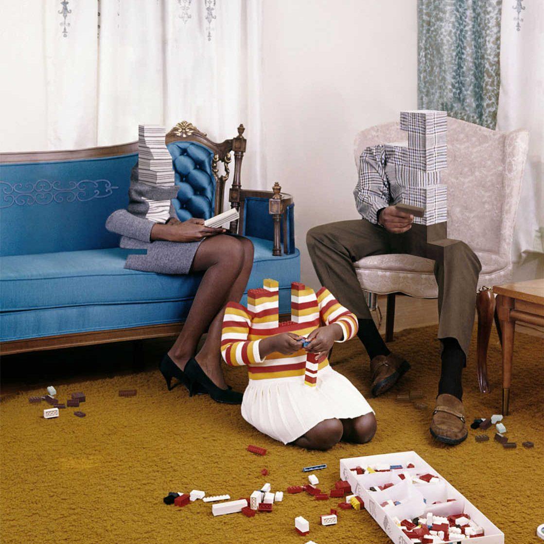 As manipulacoes inusitadas de Weronika Gesicka (12 pics)