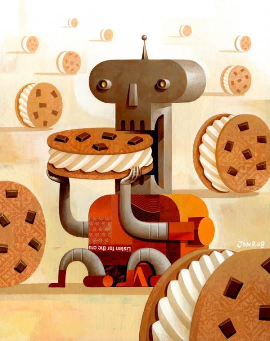 [Really] Creative Illustrations by Jon Reinfurt