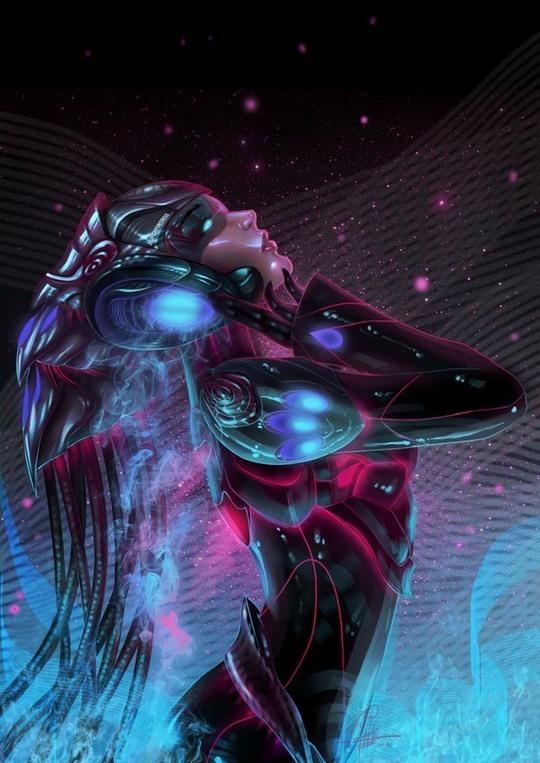 Must-See Digital Art by Ina Prasetyaningrum