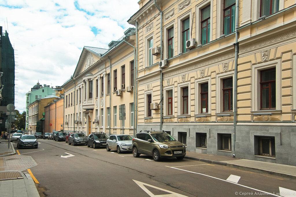 Улица Знаменка