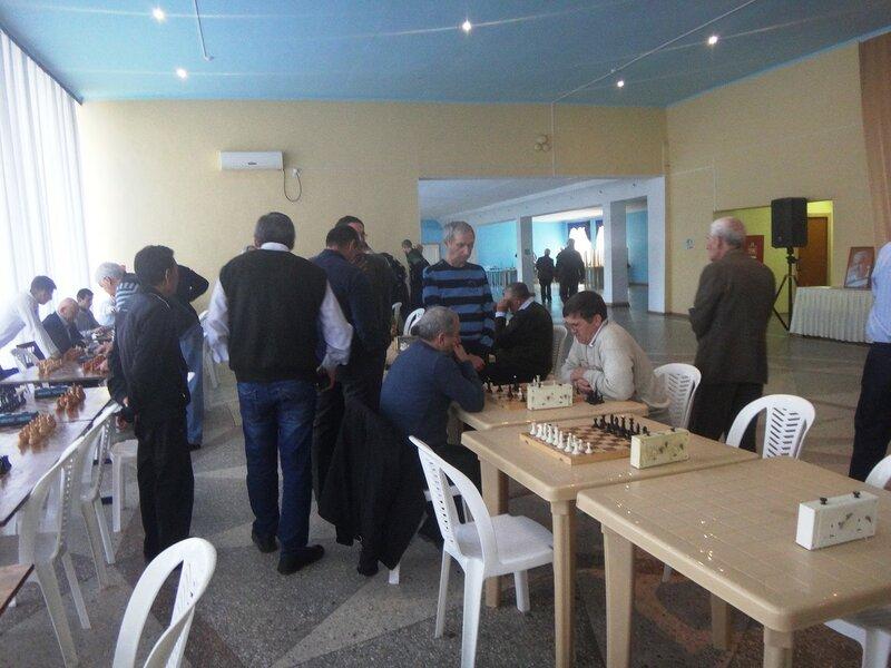 В станице Выселки. На шахматных соревнованиях (9).JPG