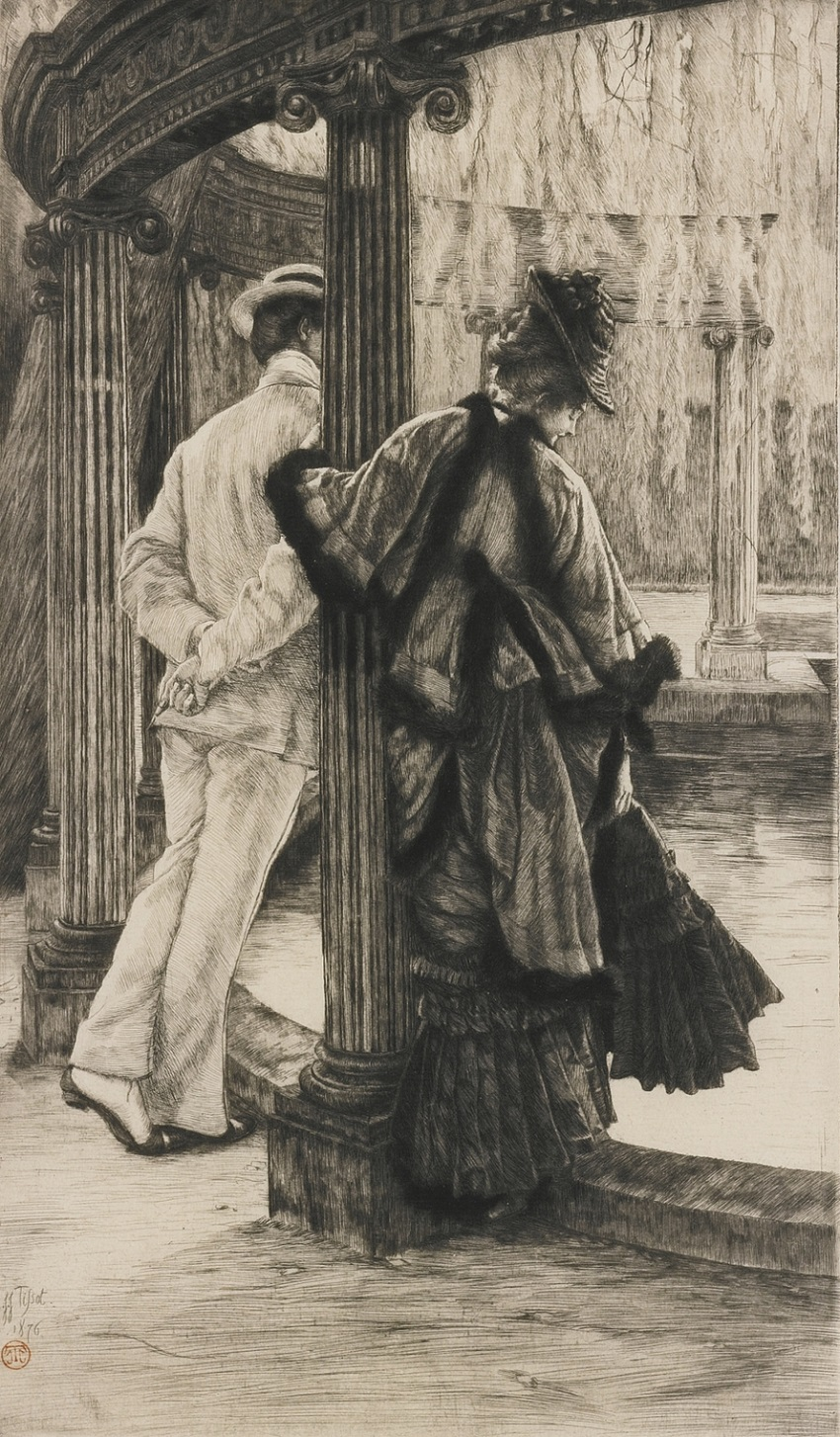 1876 Ссора влюбленных