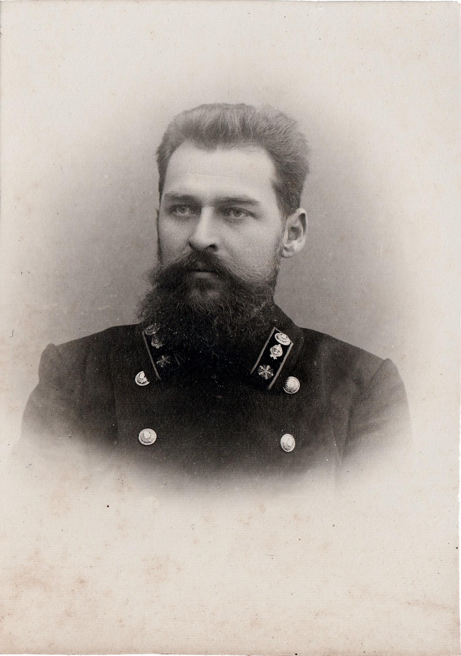 Крестов Николай Петрович, статский советник – священное писание