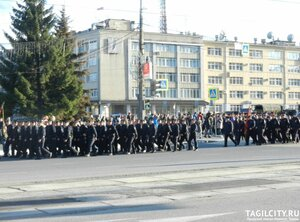 город,Нижний Тагил,праздник,день Победы,парад,репетиция