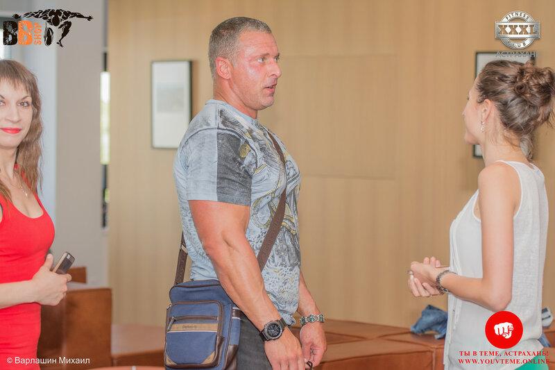 Известный бодибилдер Станислав Линдовер провел в Астрахани семинар