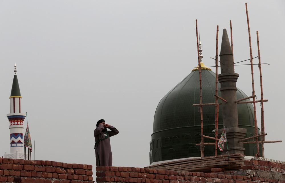 Снимки повседневной жизни в Пакистане
