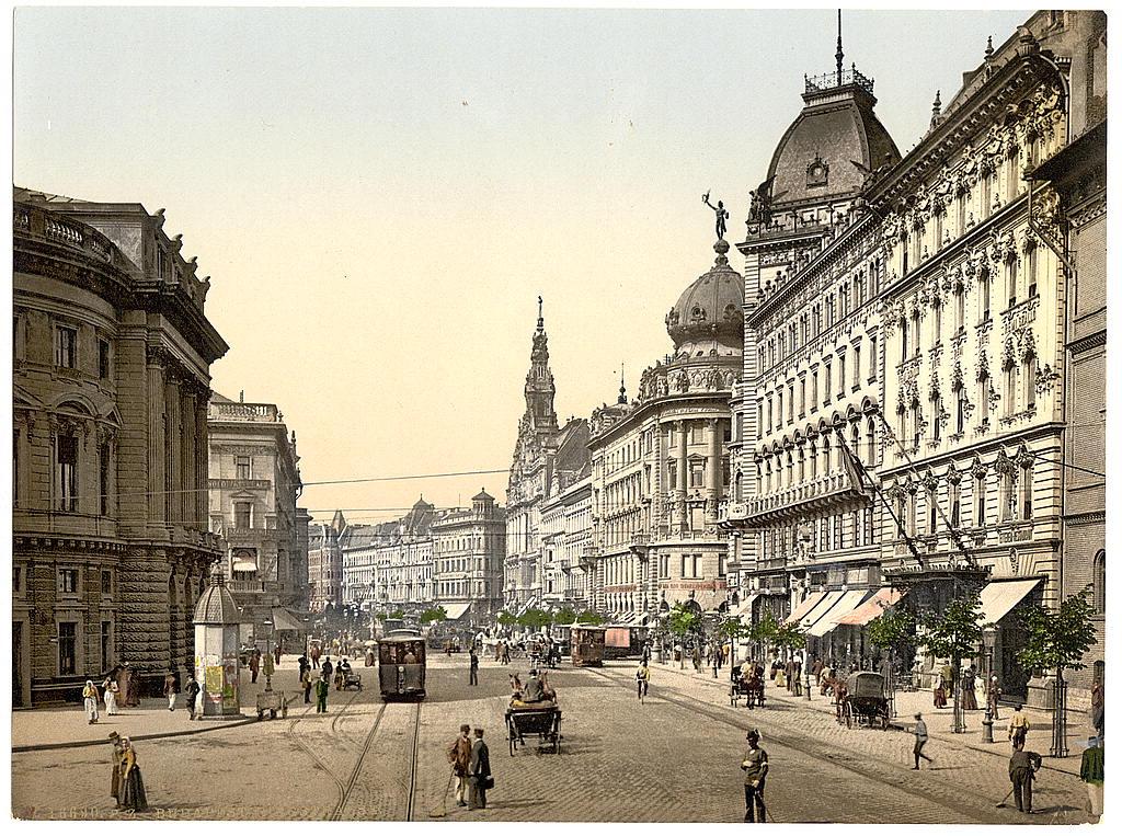 Австро-Венгрия  часть 10.