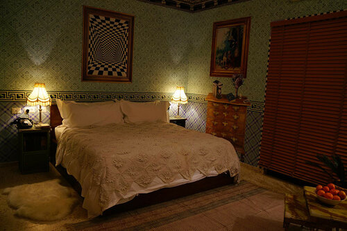 Арт-отель от Бэнкси в Вифлееме