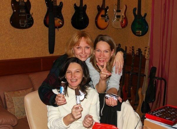 Женщины в российском роке. (Часть третья)