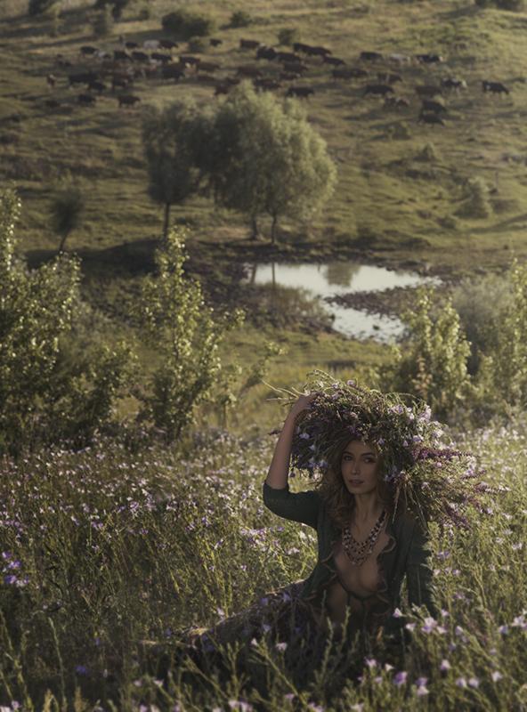 Лето в деревне / фотограф Давид Дубницкий