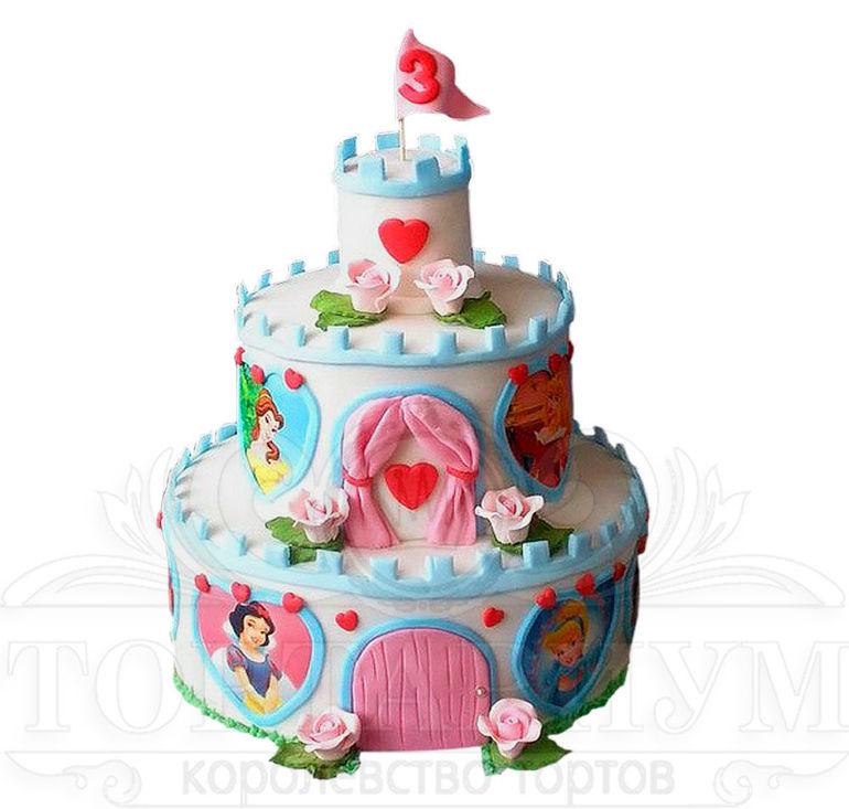 День кондитера. Торт для маленькой принцессы