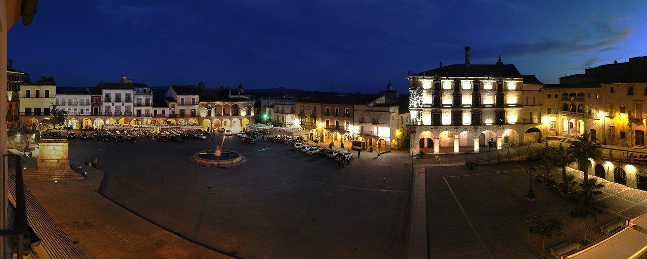 Trujillo. March evening