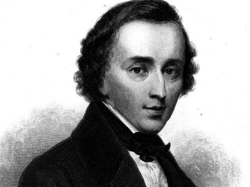 Шопен (1 марта 1810 - 17 октября 1849)