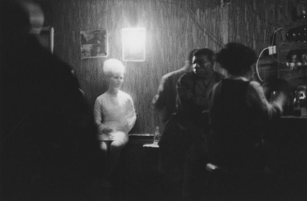 Кипр, март 1964 года. Портрет турчанки-киприотки, которая только что узнала о гибели своего мужа