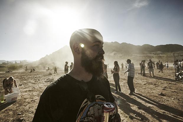 Путешествие фотографа с байкерами по «Дороге дьявола»