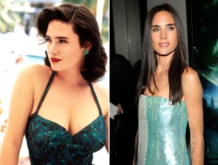 Все, кто смотрел фильм «Реквием по мечте», знают, насколько хороша грудь обладательницы «Оскара» Дже
