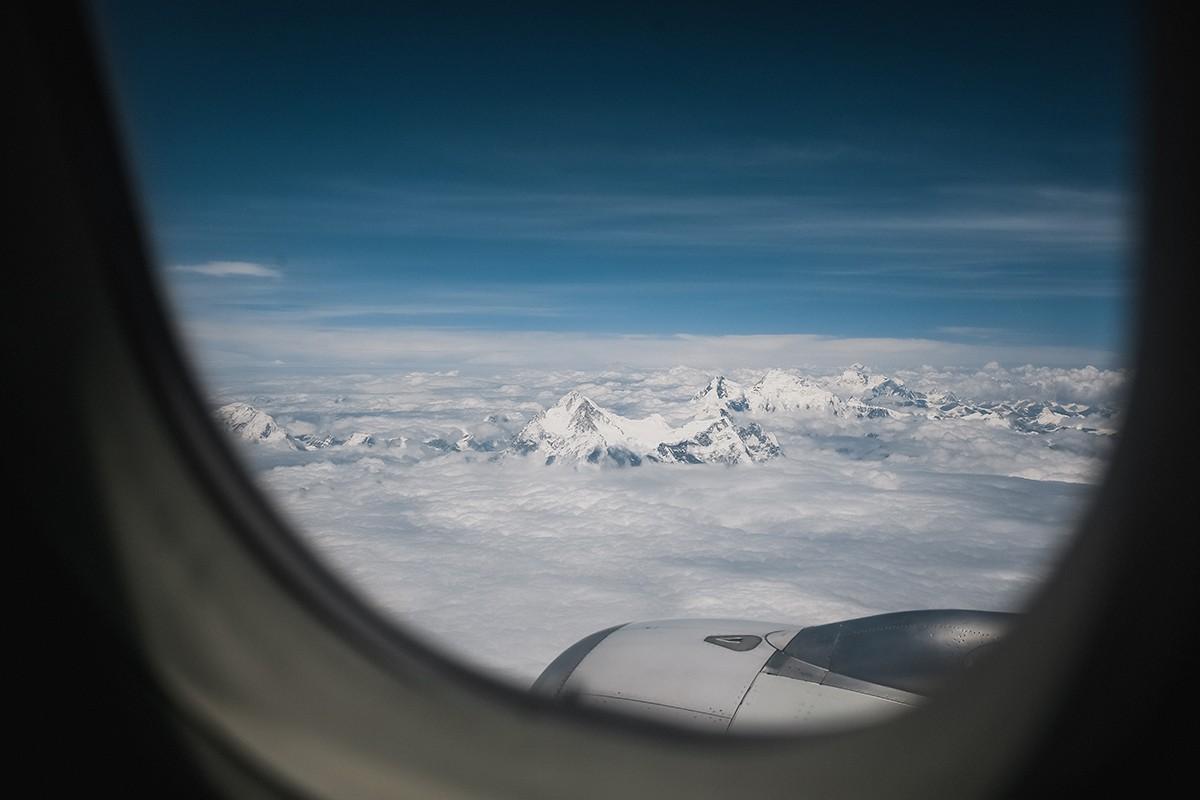 40. Крыша мира - Эверест, или Джомолунгма. Хотя по-тибетски более правильно звучит Джомолагнма. Пере