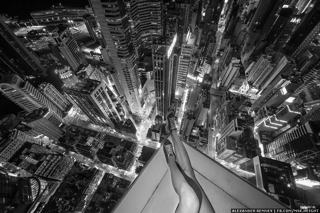 45. Если у вас нет навыков попадания на крыши зданий, то вот несколько мест, куда можно официально п