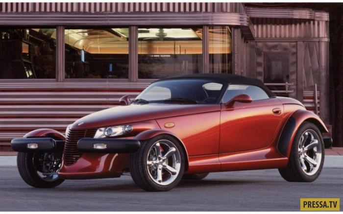 GDT Speedster Производители Спидстера GDT определенно хотели сделать его похожим на мультяшное авто,