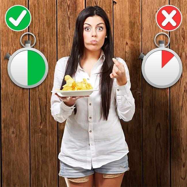 © depositphotos  © pixabay  Как показывают исследования, тщательное пережевывание пищи л