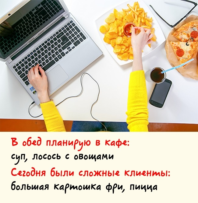 © depositphotos  Сутра собираетесь пообедать полноценно вкафе. Нокобеду понимаете, что сег