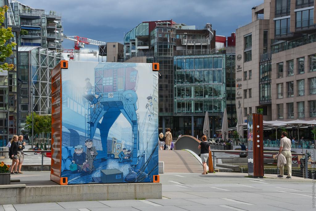 Реновация в Осло