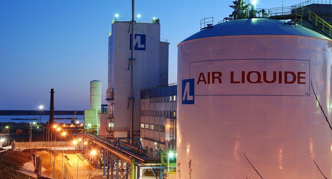 Французская Air Liquide прекращает работу вЕнакиево из-за действий «ДНР»