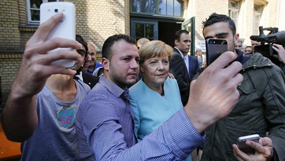 Принятый забрюссельского террориста автор селфи сМеркель проиграл суд фейсбук