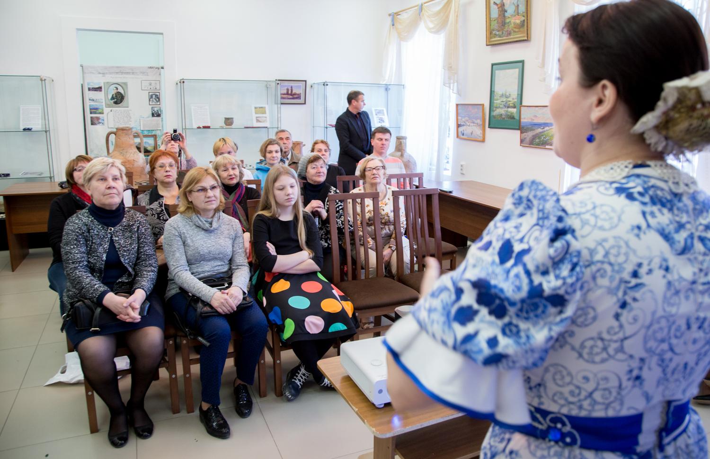Музейные встречи в Анапе