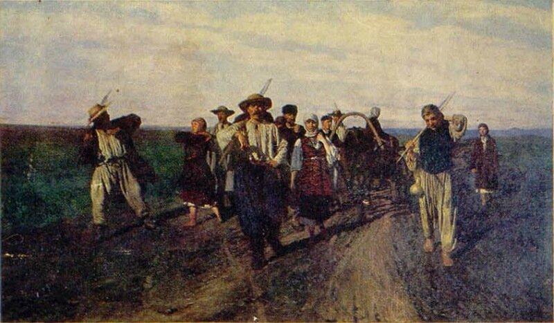 Кріпак (залежний селянин)