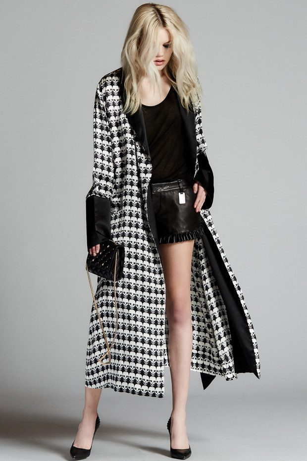 Thomas Wylde Pre-Fall 2017 Warrior Collection Lookbook