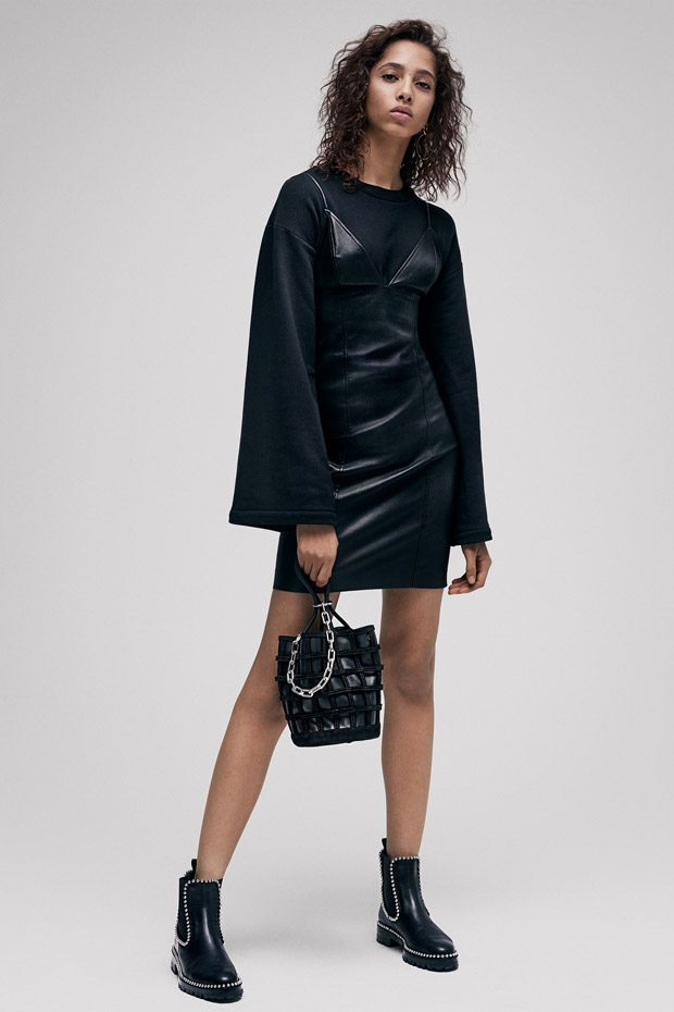 T by Alexander Wang Pre-Fall 2017 Womenswear Collection