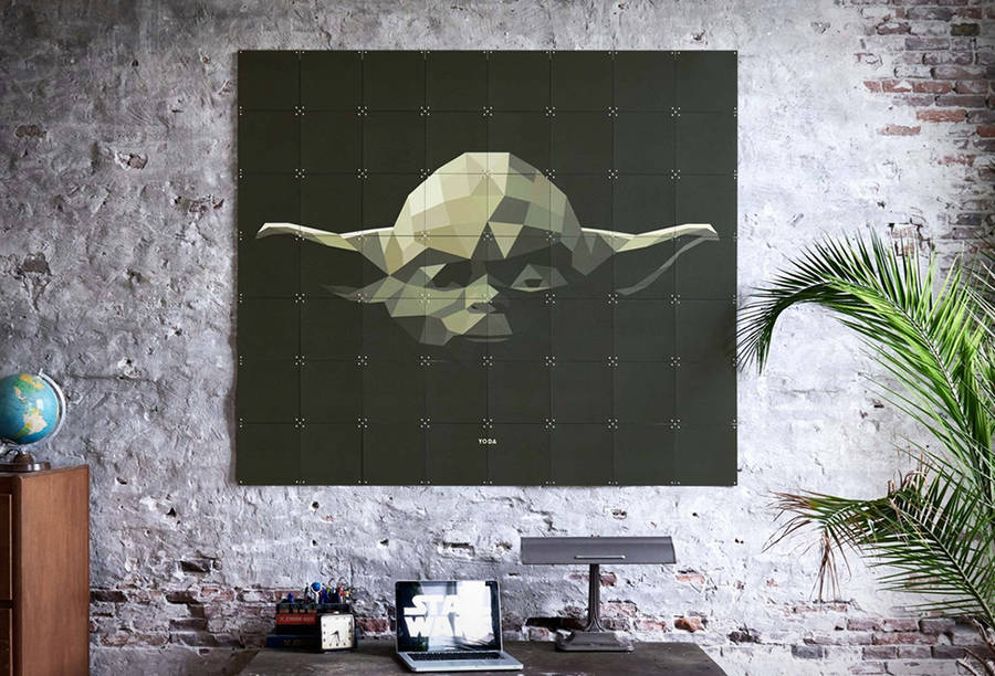 Star Wars Wall Art (5 pics)