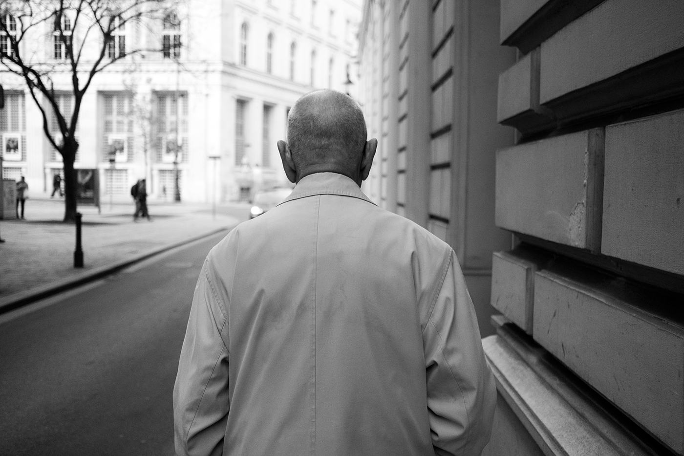 Skander Khlif a Series of Photographs in Vienna