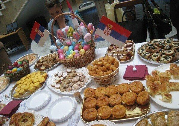 Сербия, Гастрономический фестиваль
