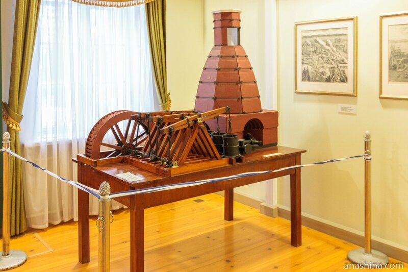Зал «Петровские заводы», Национальный музей Республики Карелия, Петрозаводск
