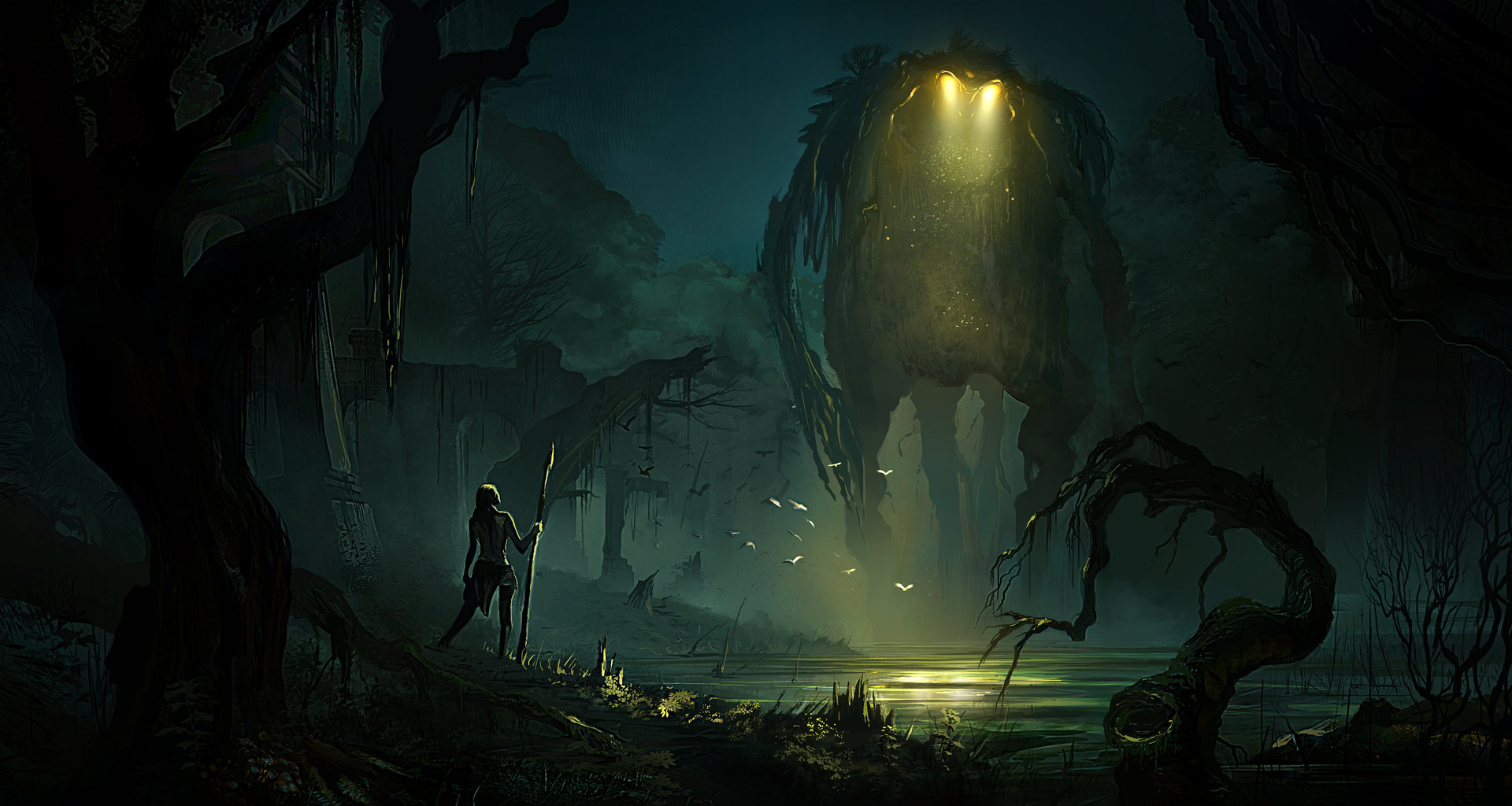 How to Get a Job in Concept Art: An Interview with Concept Artist Jonathan Guzi