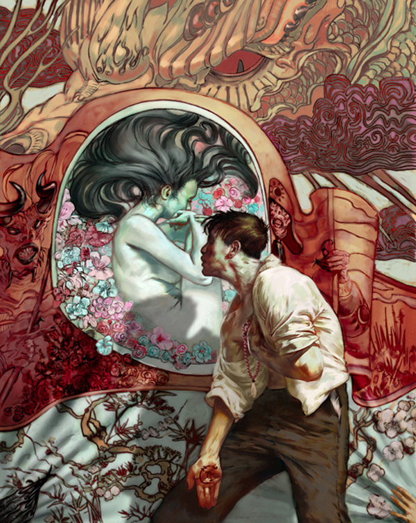 Illustrator - Jon Foster