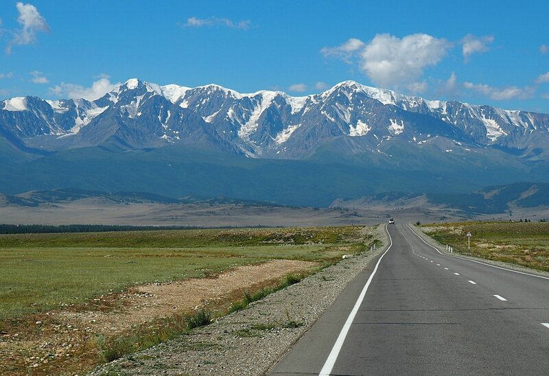 Россия, Алтай, Южно-Чуйский хребет (Russia, Altai, South Chui Ridge)