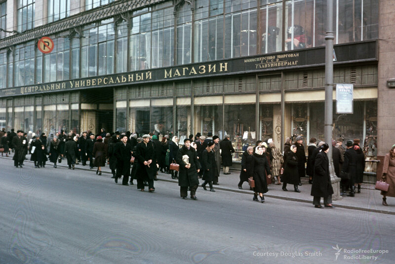 СССР 1952-1954 глазами Мартина Манхофа fcac835f2a4
