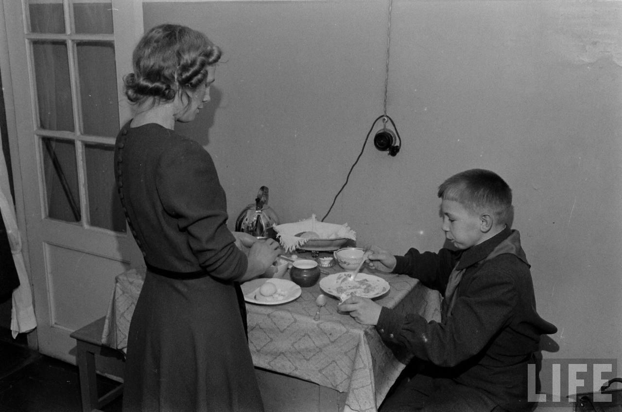 фото, фото о советской жизни азбука вязания