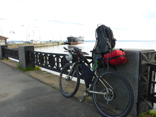 байк-пакинг для Тур Юнайт Tour Unite 1000 км