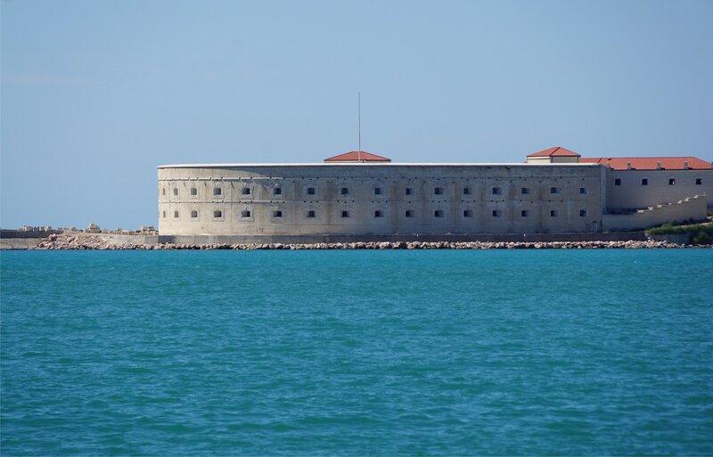 Форт в Севастополе