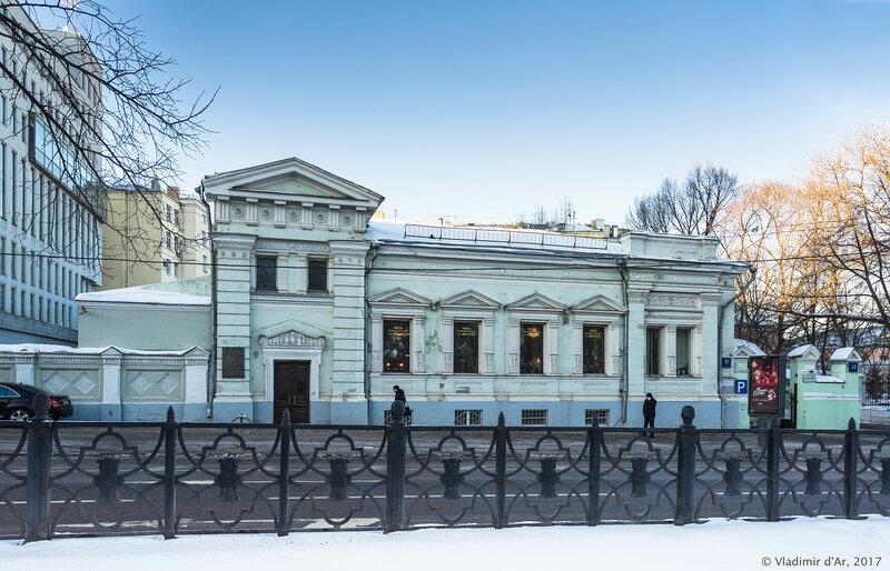 Дом С.И. Елагина
