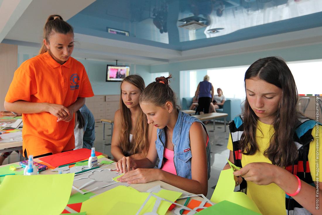 детский оздоровительный отдых Жемчужина России лагерь Приморский